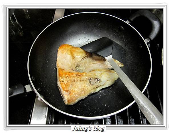 鮭魚頭豆漿鍋做法4.JPG