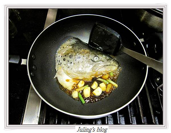 紅燒鮭魚頭做法4.JPG