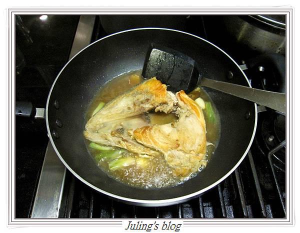 紅燒鮭魚頭做法6.JPG