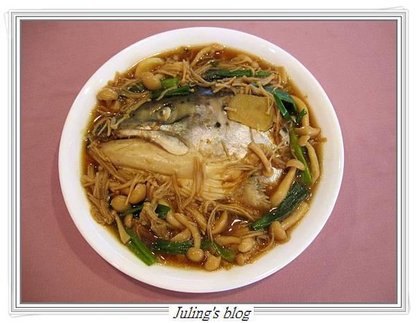 鮮菇鮭魚頭1.JPG