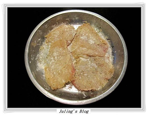 香煎鯛魚佐鳳梨優格做法2.JPG