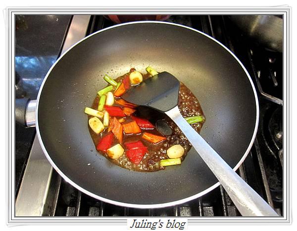 豆瓣醬茄子蝦做法7.JPG