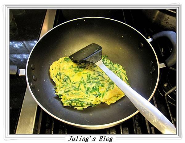 韭菜炒蛋做法5.JPG