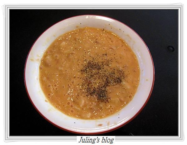 蕃茄醬炒鮪魚蛋做法2.JPG