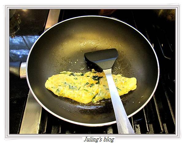 玉米軟煎蛋做法5.JPG