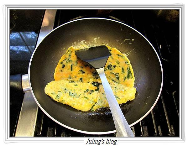 玉米軟煎蛋做法6.JPG