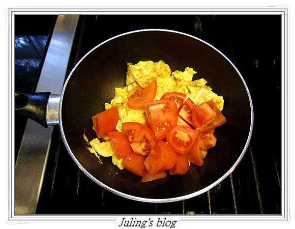 鰻魚蕃茄炒蛋做法2.JPG