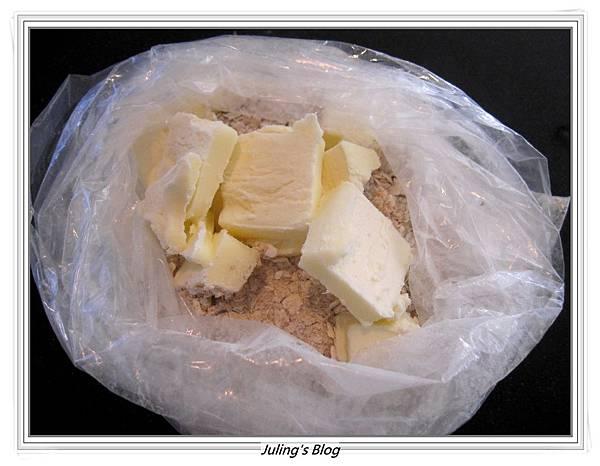 焦糖堅果方塊做法2.JPG