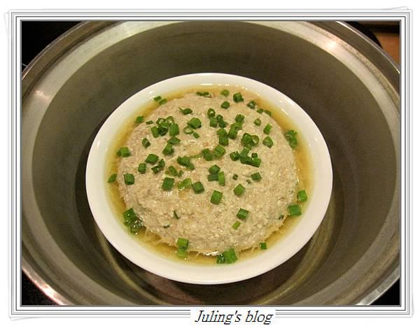 蔥香豆腐蒸肉餅做法5.JPG