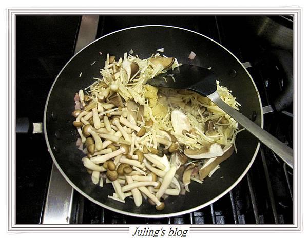 番紅花鮮菇炒飯做法6.JPG