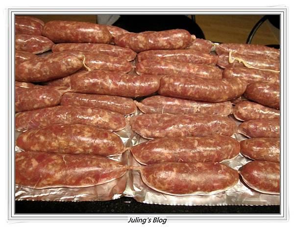 韓式烤肉醬香腸做法3.JPG