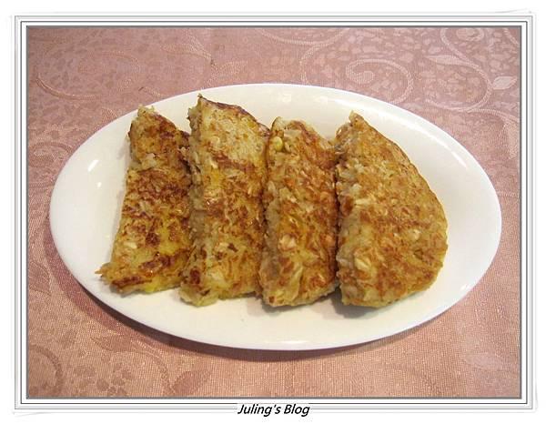 蔬果燕麥煎餅.JPG
