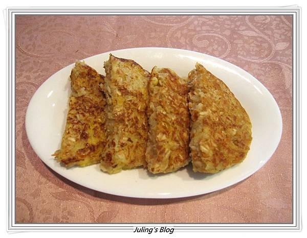 蔬果燕麥煎餅1.JPG