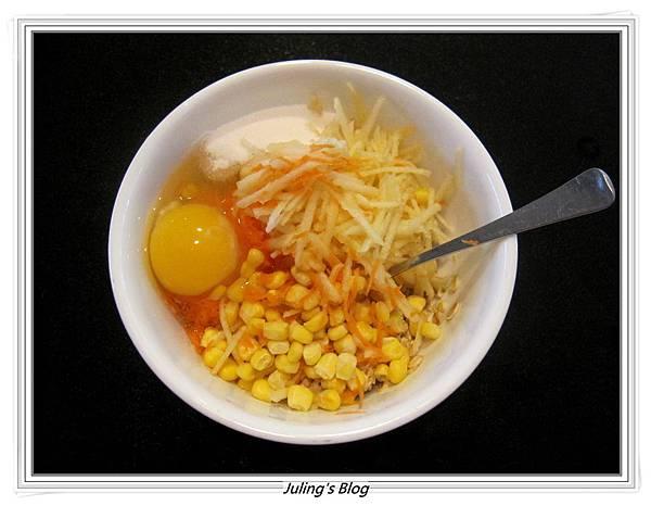 蔬果燕麥煎餅做法5.JPG