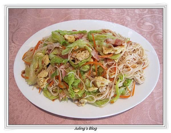 香炒麵線1.JPG