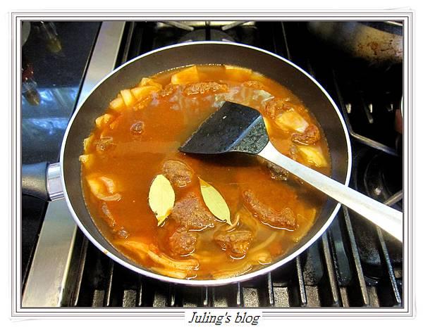 匈牙利紅燴牛肉做法11.JPG