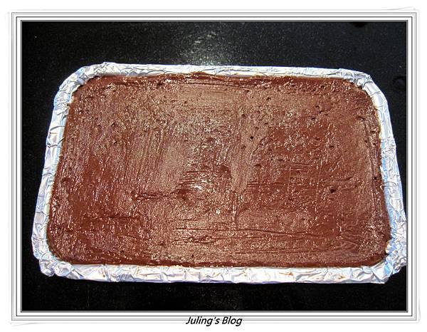 Peanut Butter Cocoa Fudge做法7.JPG