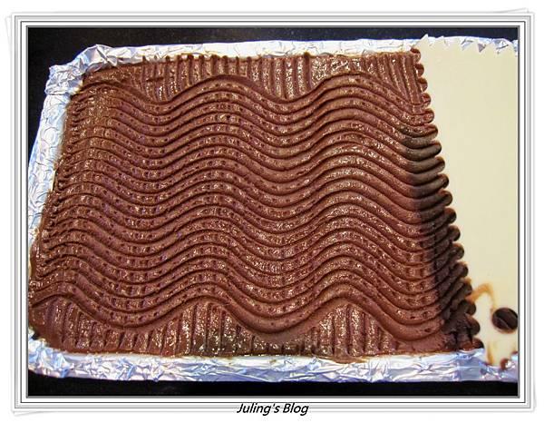 Peanut Butter Cocoa Fudge做法8.JPG