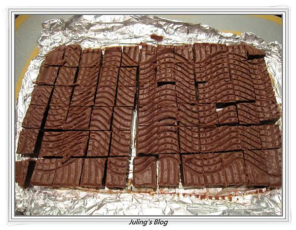 Peanut Butter Cocoa Fudge做法9.JPG