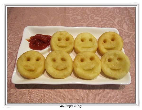 微笑薯餅.JPG