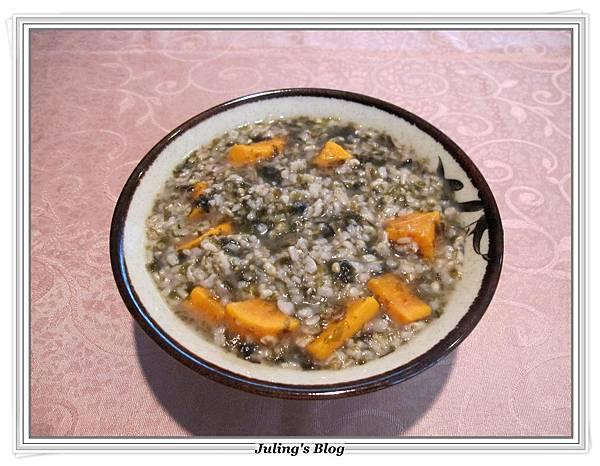 地瓜燕麥糙米粥.JPG