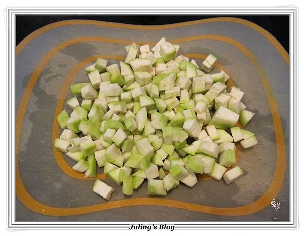 瓠瓜鹹粥做法1.JPG
