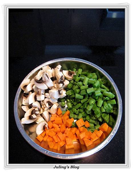 四季豆鹹粥做法1.JPG