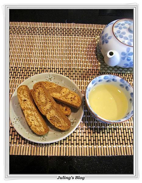 蛋糕預拌粉做雙色義式脆餅.JPG
