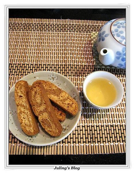 蛋糕預拌粉做雙色義式脆餅1.JPG