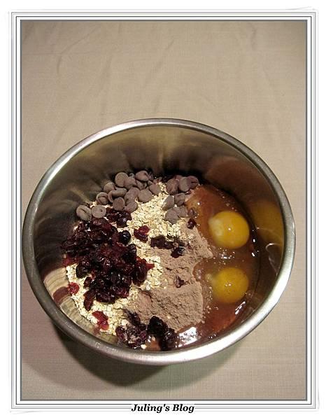 蛋糕預拌粉做燕麥餅乾做法1.JPG