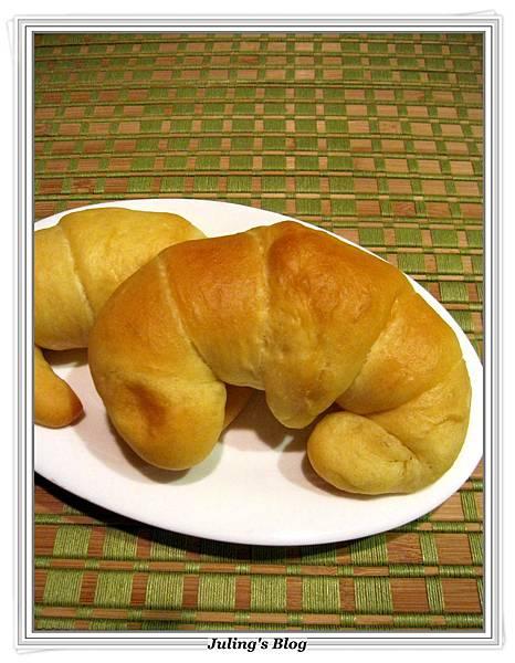 蛋糕預拌粉做甜麵包.JPG