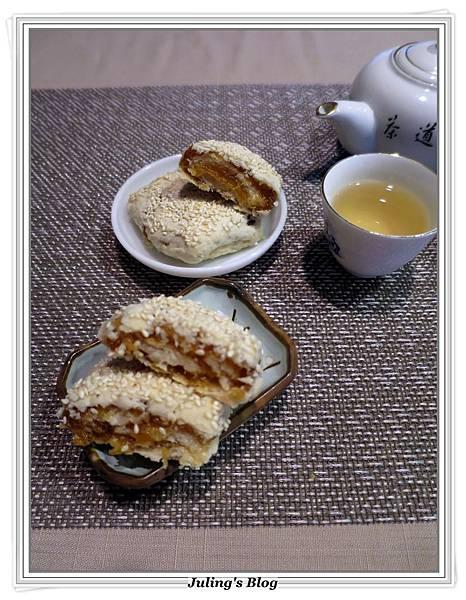 燒餅鳳梨酥2.JPG