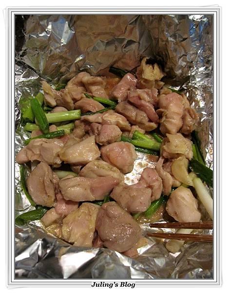 烤蔥油雞做法5.JPG