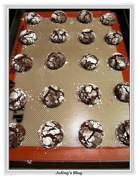 巧克力裂紋餅乾做法9.JPG