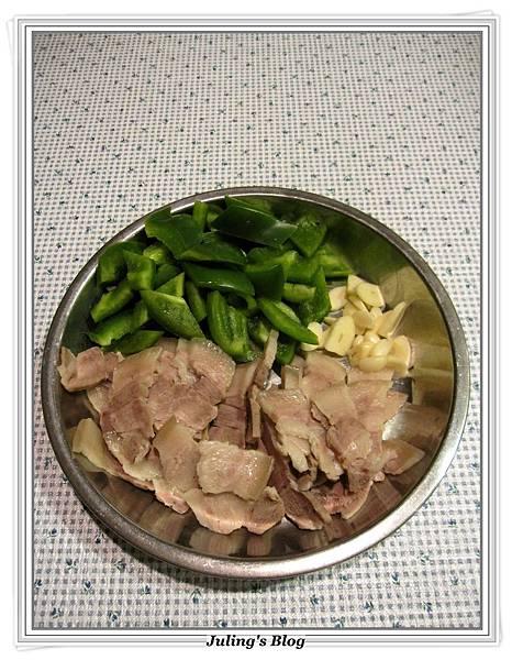 青椒醬爆肉做法3.JPG