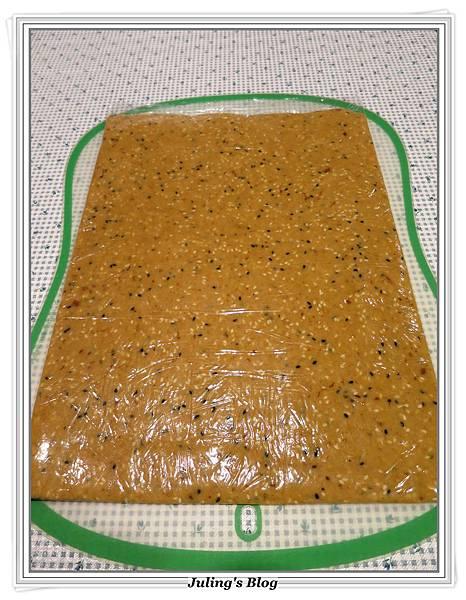 芝麻魚鬆餅乾做法5.JPG