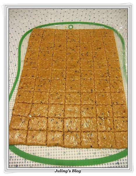 芝麻魚鬆餅乾做法6.JPG