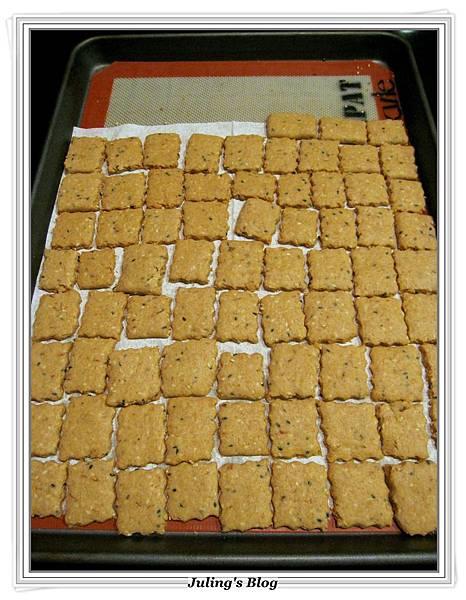 芝麻魚鬆餅乾做法9.JPG