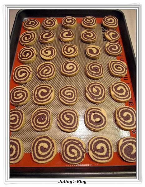 花生巧克力雙色酥做法14.JPG