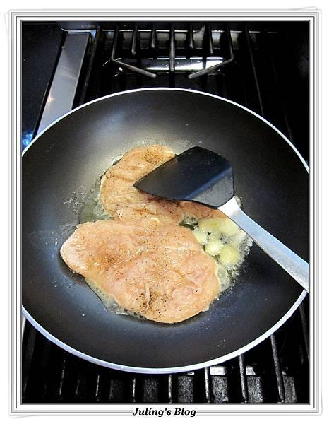 奶油香煎雞肉做法5.JPG