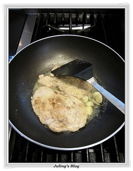 奶油香煎雞肉做法6.JPG