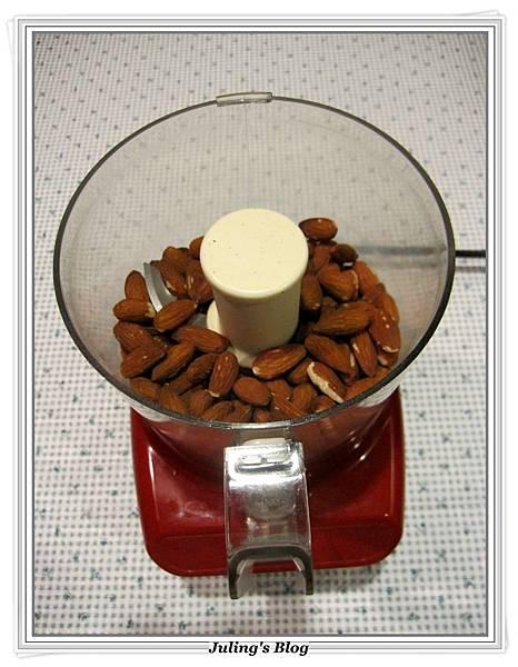 巧克力杏仁堅果酥做法1.JPG