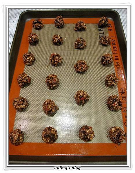巧克力杏仁堅果酥做法6.JPG