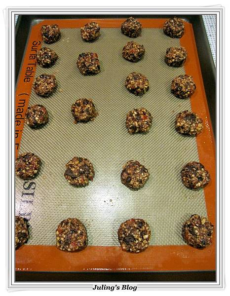 巧克力杏仁堅果酥做法7.JPG