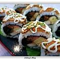 醋薑燻鮭魚壽司.JPG
