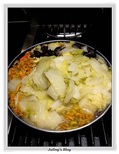 素白菜滷做法7.JPG