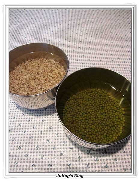 綠豆薏仁雞湯做法1.JPG