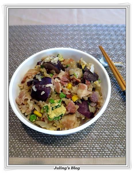 培根洋芋燉飯1.JPG