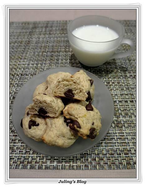巧克力香蕉餅乾1.JPG