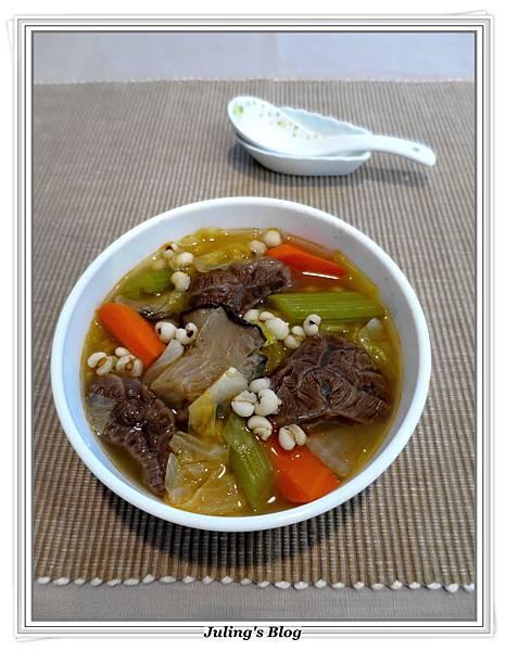 薏仁蔬菜牛肉湯1.JPG